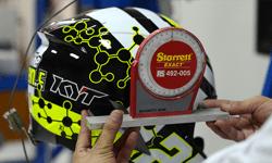 Helmet Roll Off Test